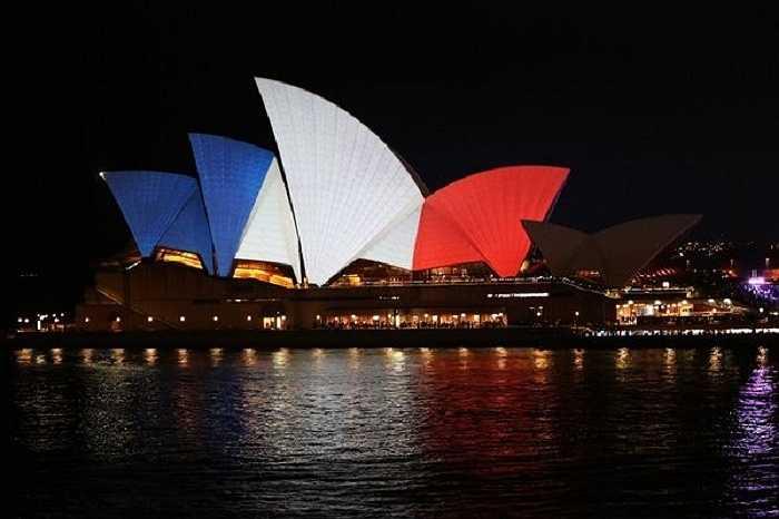 Nhà hát Opera Sydney, Australia
