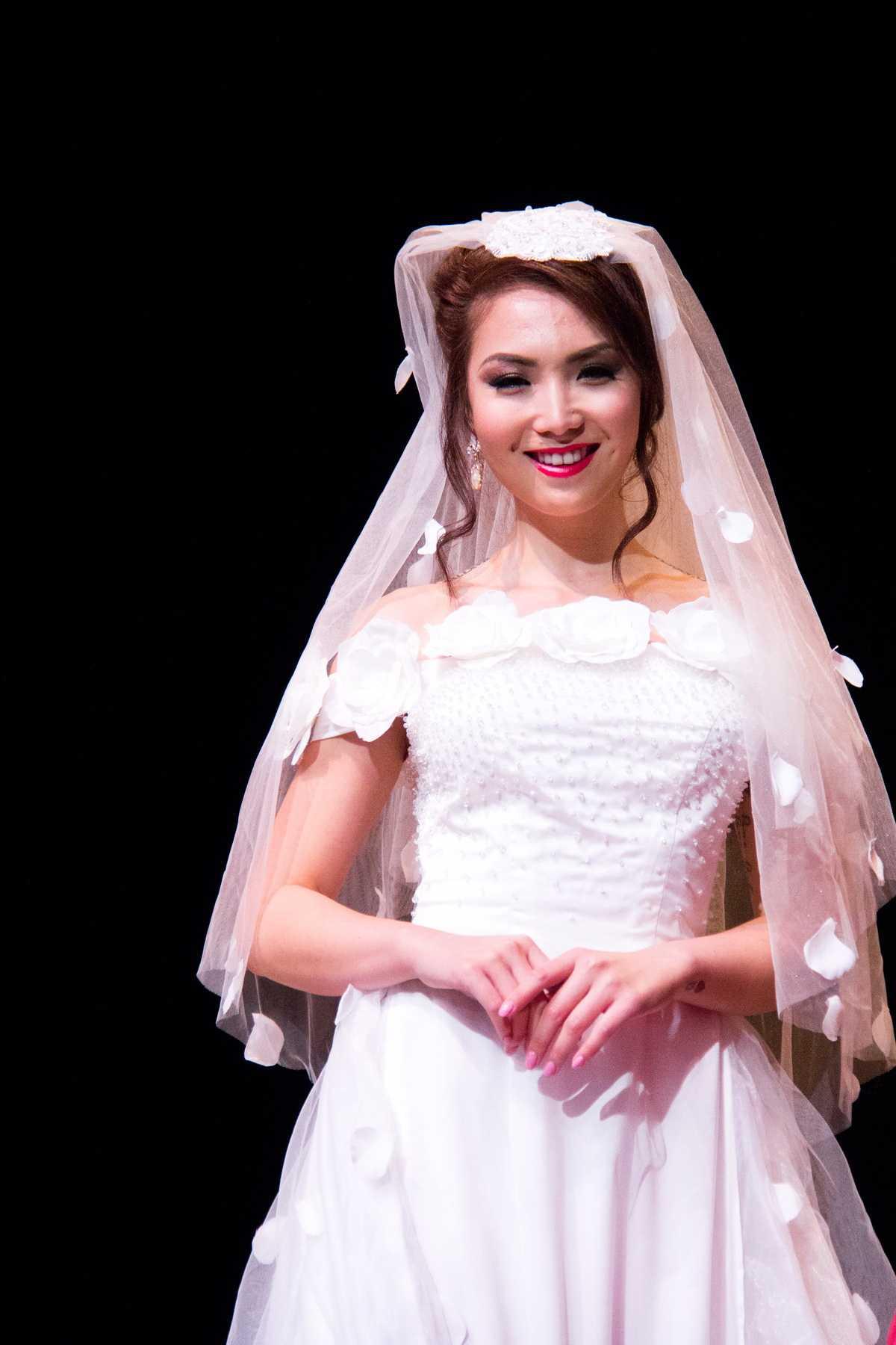 Cô nàng đang rất kì vọng vào một thành tích cao để mang lại niềm tự hào cho cộng đồng người Việt đang sinh sống và làm việc tại Mỹ