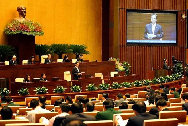 Hôm nay sẽ diễn ra phiên chất vấn chưa từng có trong lịch sử Quốc hội Việt Nam