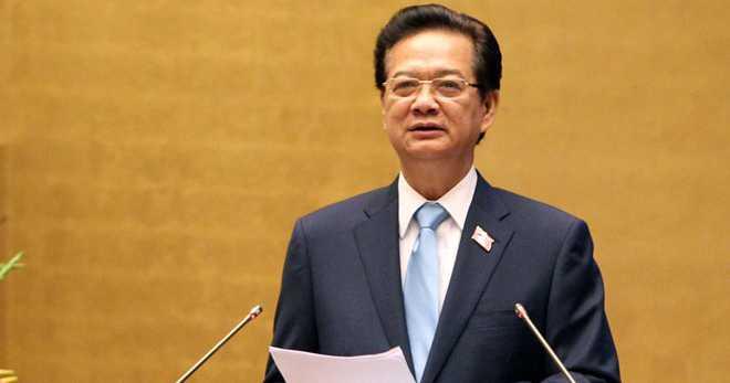 Thủ tướng Nguyễn Tấn Dũng sẽ có 75 phút báo cáo, trả lời chất vấn trước Quốc hội