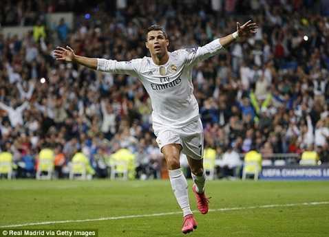 Ronaldo sẽ bước sang tuổi 31 vào tháng 2 tới