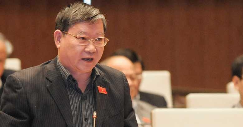 Ông Lê Như Tiến, Phó chủ nhiệm Ủy ban Văn hóa, Giáo dục, Thanh thiếu niên và Nhi đồng Quốc hội.