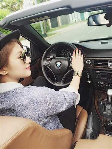 Emmy Nguyễn nhà giàu, sống sang chảnh, sở hữu ô tô riêng và nhiều tài sản có giá trị khác