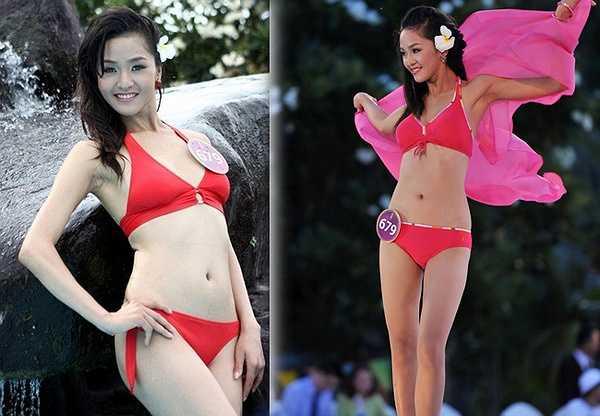 Phan Thị Lý sinh năm 1990. Cô từng lọt top 5 Hoa hậu Thế giới người Việt 2010.