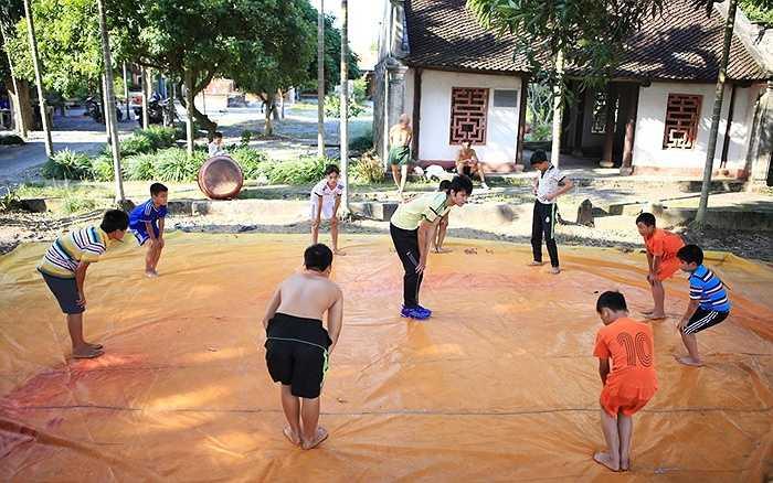 Cho đến nay lớp học vẫn được duy trì với đều đặn trên 20 em ở độ tuổi khoảng từ 8 đến 15. Đây được đánh giá như một lò đào tạo các tài năng vật cổ truyền, cung cấp cho đội tuyển huyện Bình Lục và tỉnh Hà Nam.