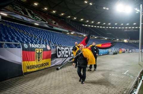 Trận giao hữu giữa Đức và Hà Lan bị hủy bỏ vì nguy cơ khủng bố