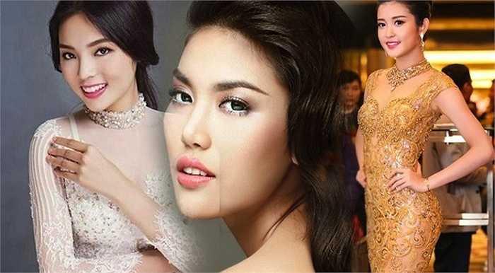 Người hâm mộ đem Lan Khuê ra so sánh với hàng loạt Hoa hậu, Á hậu Việt, những mỹ nhận được chọn làm đại diện cho vẻ đẹp nước nhà.
