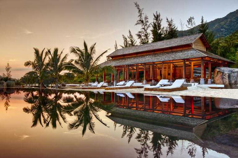 An Lâm Resort - một trong những dự án được giới thiệu tại triển lãm