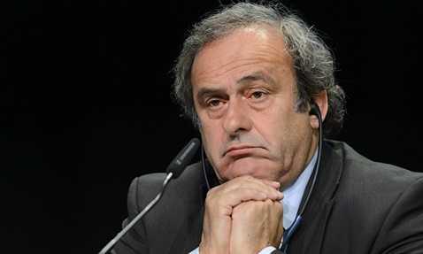 FIFA từ chối đơn kháng cáo của Michel Platini