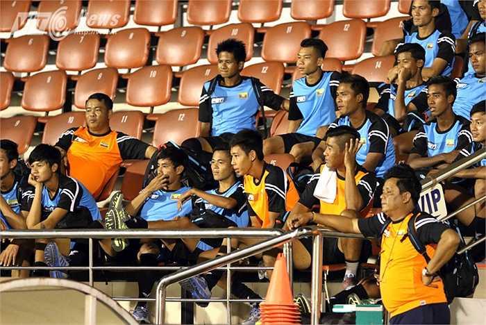 Tại giải lần này, U21 Myanmar mang sang Việt Nam những cầu thủ xuất sắc nhất của mình.