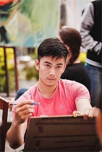 Thầy giáo Bảo Hòa, giảng viên khoa Kiến trúc trường ĐH Duy Tân - Đà Nẵng từng gây xôn xao mạng xã hội một thời gian.