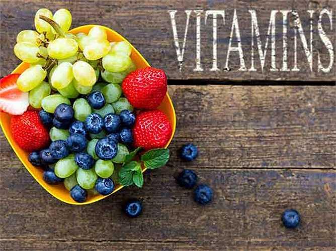 Vitamin B6: Vitamin này còn được gọi là pyridoxine, là một vitamin cần thiết của cơ thể. Vitamin này cũng giúp sản xuất hormone và các hóa chất trong não, giúp làm giảm trầm cảm, và bệnh tim.