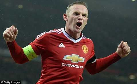 MU nhiều khả năng không có Wayne Rooney tối nay