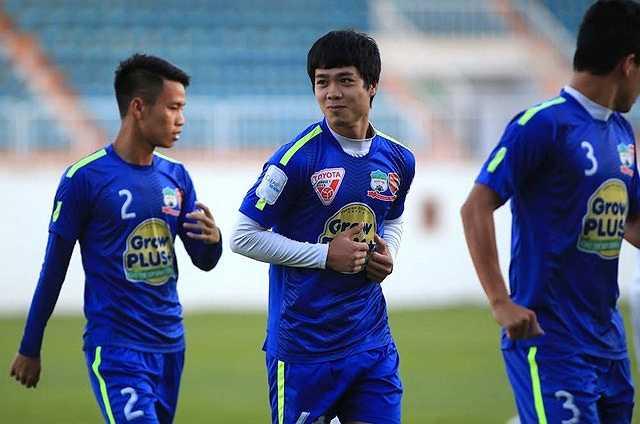 Công Phượng rất háo hức bởi sau giải U21 Quốc tế, anh sẽ sang Nhật thi đấu.
