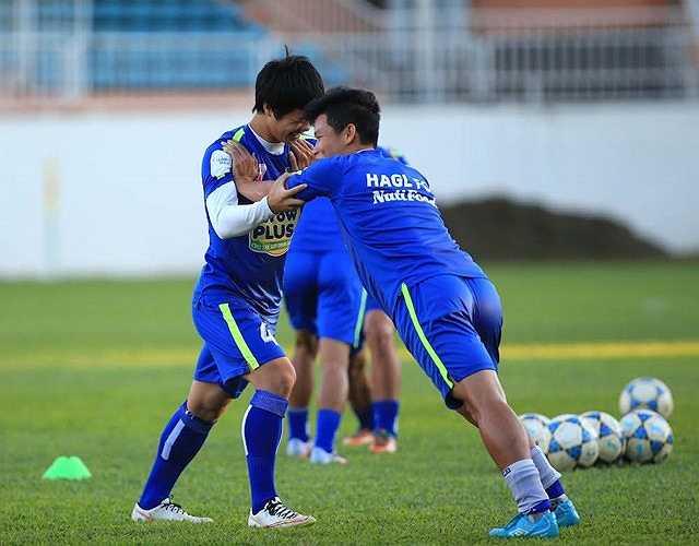 Không chỉ Công Phượng, cơ hội lên tuyển U23 Việt Nam cũng sẽ mở ra cho nhiều cầu thủ HAGL khác từ giải đấu này.