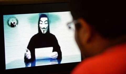Anonymous cảnh báo IS mở cuộc tấn công toàn cầu