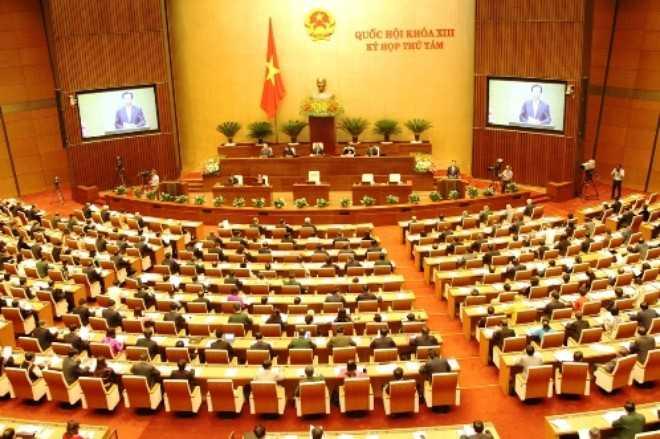 Quốc hội sẽ thảo luận và biểu quyết quyết định ngày bầu cử trong tuần này(Ảnh minh hoạ)