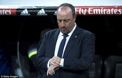 Benitez có thể bị sa thải sớm