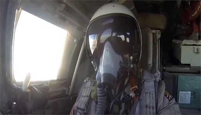 Phi công Nga được trang bị tối tân khi làm nhiệm vụ ử Syria