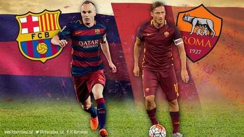 Chỉ cần 1 điểm nữa Barca sẽ đi tiếp