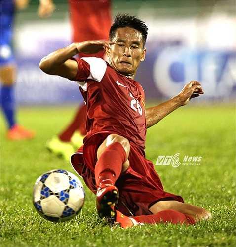 Chắc chắn, U21 Việt Nam sẽ chơi một trận ra trò trước lứa Công Phượng, Tuấn Anh.(Ảnh: Quang Minh)