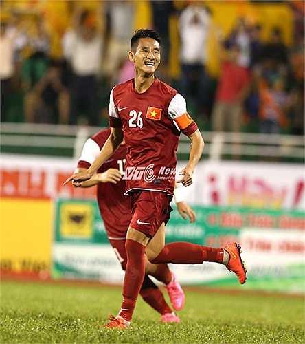 Áp lực được đẩy sang phía U21 HAGL song các cầu thủ U21 Việt Nam cũng hiểu rằng họ phải chơi với 100% sức mạnh nếu muốn chiến thắng ở trận bán kết chiều nay.(Ảnh: Quang Minh)