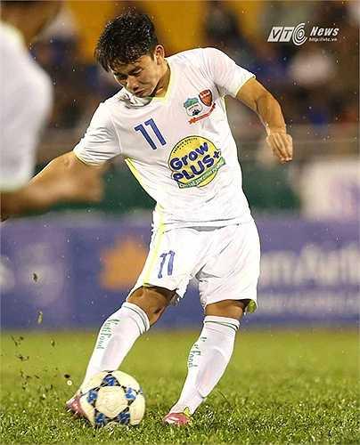 Hơi tiếc khi Minh Vương vẫn lỡ hẹn với U23 Việt Nam. (Ảnh: Quang Minh)
