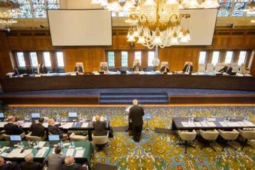 Việt Nam theo dõi sát phiên xét xử để đảm bảo quyền lợi của mình. Ảnh: Philstar