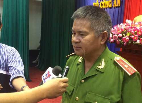Thiếu tướng Hồ Sĩ Tiến – người đứng đầu lực lượng cảnh sát hình sự cả nước, từng chỉ huy khám phá những vụ án, chuyên án lớn