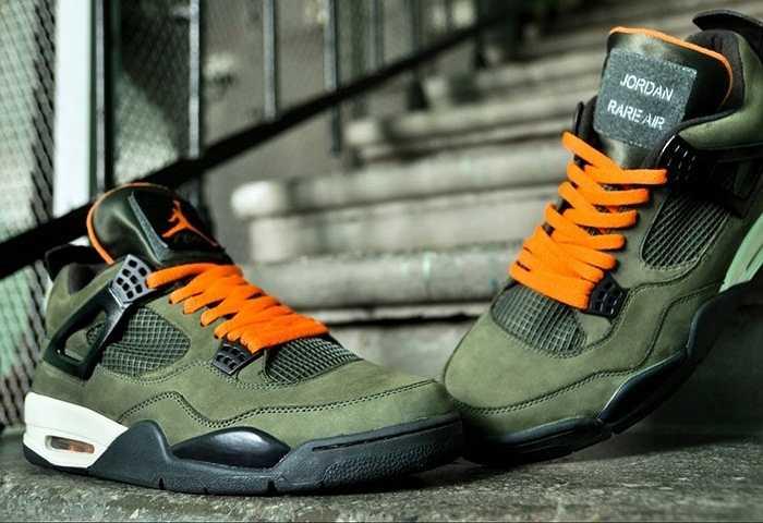 Thương hiệu Air Jordan năm 2005 đã cho ra đời đôi sneaker Undefeated trị giá 15000 USD với hy vọng đây là thiết kế sneaker đỉnh nhất trong lịch sử. Undefeated Air Jordan lần đầu tiên xuất hiện vào năm 2005 nhưng chỉ 79 đôi được sản xuất.