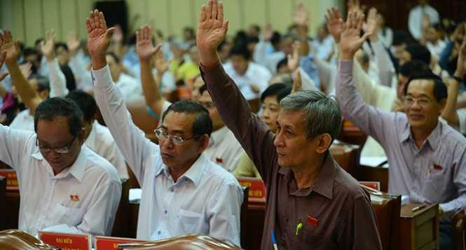 TP.HCM sẽ bầu chức danh các Phó chủ tịch UBND TP.HCM trong kỳ họp HĐND tới (ảnh minh hoạ)