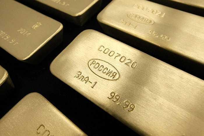 Krastsvetmet bắt đầu tinh chế kim loại quý từ năm 1943, sau đó mở rộng sản xuất năm 1945.