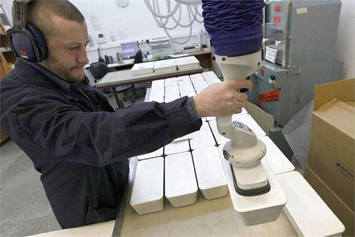 Nhà máy Krastsvetmet dự kiến tăng sản lượng bạc lên gấp đôi trong thập kỷ tới.