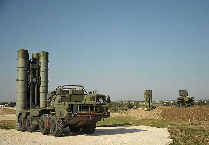 Chỉ trong vòng chưa đến 24h sau vụ việc, máy bay vận tải Nga đã đưa S-400 đến Syria