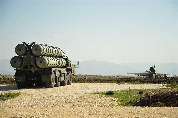 S-400 được thiết kế để có thể tấn công các mục tiêu trên không ở diện tích lớn