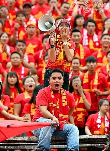 Cảnh tượng rất hiếm thấy ở Việt Nam. (Ảnh: Quang Minh)