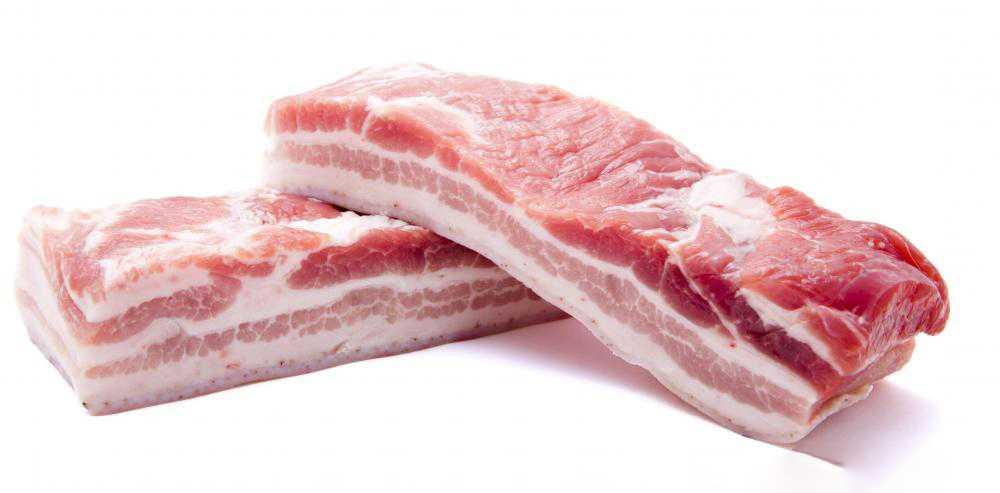 Nên dùng thịt ba chỉ để luộc