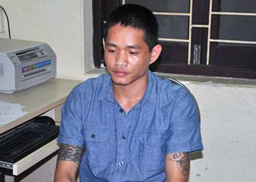 Trùm băng nhóm xã hội đen ở Hải Dương Hoàng Văn Trưởng vừa bị bắt giữ