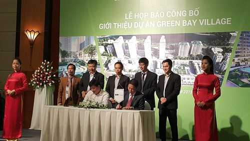 Lễ giới thiệu dự án Green Bay Village