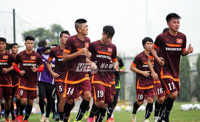 Ông cũng hy vọng U23 Việt Nam sẽ làm nên những điều bất ngờ tại giải U23 châu Á tới đây. (Yến Thanh)