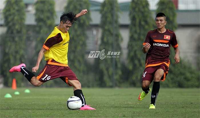 Tiền đạo của HAGL mới đây gây ấn tượng mạnh trong chiến thắng 2-0 của U21 HAGL trước U19 Hàn Quốc tại giải U21 Quốc tế.