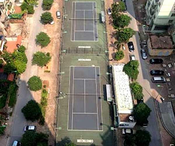 Gần 3.000 m2 đất công cộng tại khu đô thị mới Yên Hòa bị chủ đầu tư chiếm dụng kinh doanh