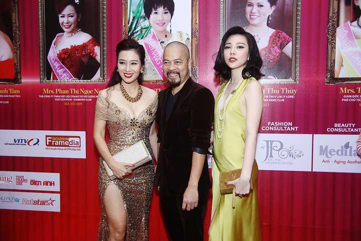 Thời gian gần đây Trà Giang chuyển sang theo đuổi gu thời trang sang trọng quý phái