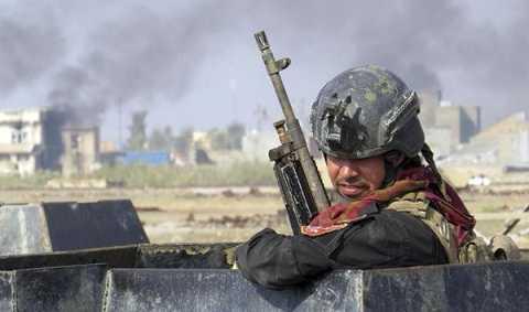 Mỹ khẳng định luôn hỗ trợ Iraq trong cuộc chiến chống IS