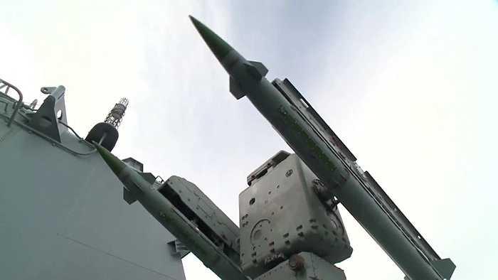 Tổ hợp tên lửa phòng không M-4 Osa-M