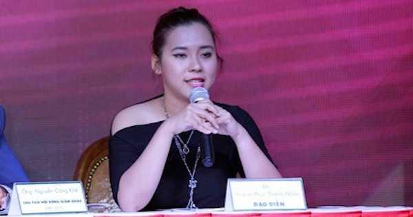Đạo diễn Huỳnh Phúc Thanh Nhân.