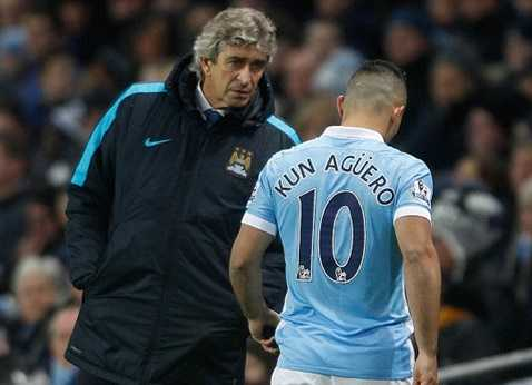 Man City đang gặp quá nhiều chấn thương