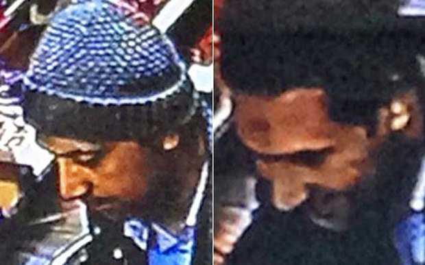 Bỉ công bố ảnh chân dung 2 nghi phạm mới mà họ đang truy lùng