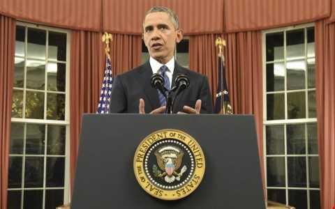 Tổng thống Mỹ Barack Obama đọc Thông điệp Liên bang