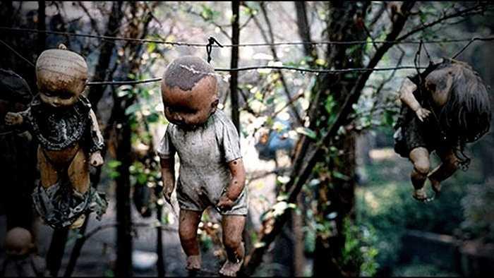 Có một hòn đảo kì lạ ở Mexico, nơi người ta treo những con búp bê rách nát trong các khu rừng như một cách để xoa dịu nỗi đau sau cái chết của cô bé cùng con búp bê của mình. Mặc dù kì quái nhưng mỗi năm vẫn có nhiều người đến đây và tiếp tục làm điều đó.